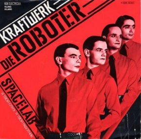 Kraftwerk, man-machine